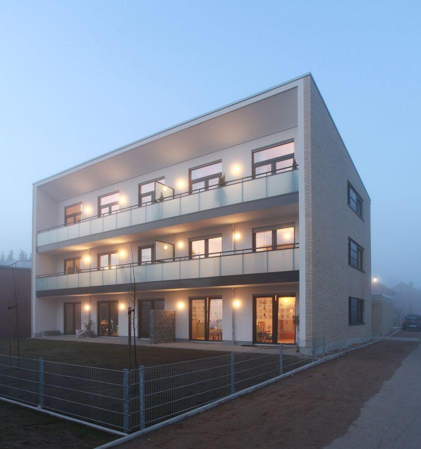 AGN- Balkone und Terrassen