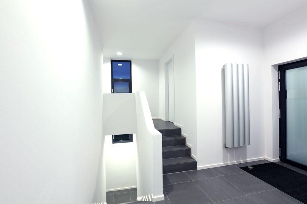 OSC-Eingang Treppe