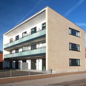 Neubau Mehrfamilienhaus Agnesstraße in Ennigerloh