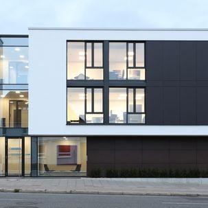 Neubau Bürogebaude Herford
