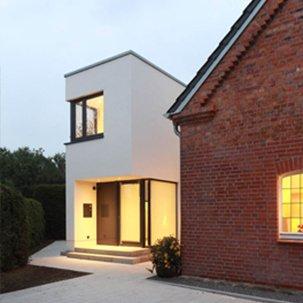 Umbau und Erweiterung Wohnhaus Vorhelm