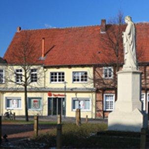 Umbau Sparkassenfiliale Ennigerloh – Ostenfelde