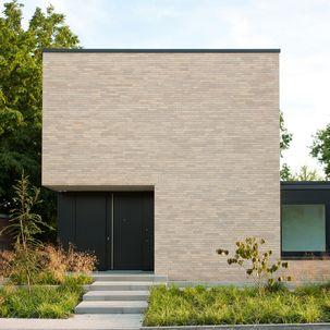 Neubau Einfamilienhaus mit Architekturbüro