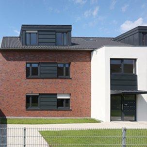 Neubau Mehrfamilienhaus in Ennigerloh